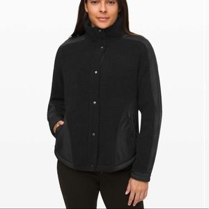 Lululemon Go Cozy Jacket Black